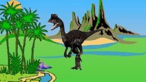 Dilophosaurus (Doppelkammechse)