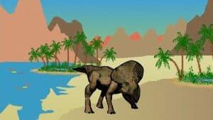 Protoceratops (Erstes Horngesicht)