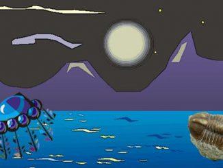 Kambrium: Leben in Meer, Trilobiten
