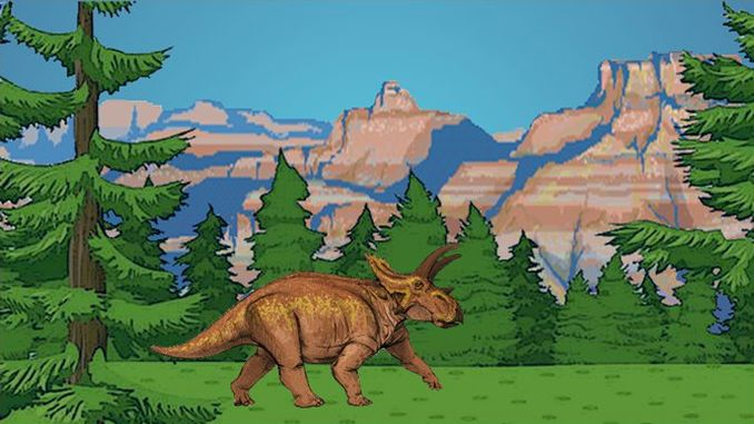 Anchiceratops (Enghornechse)