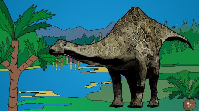 Apathosaurus (Trügerische Echse)