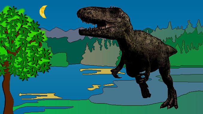 Carcharodontosaurus (Scharfzahnechse)