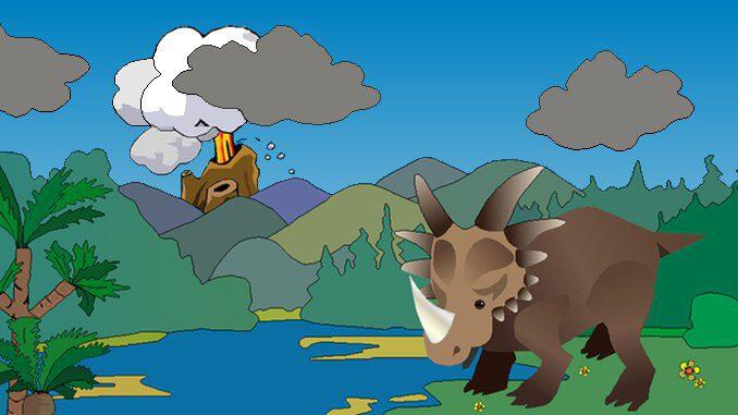 Ein Ceratopsier im Siebengebirge?